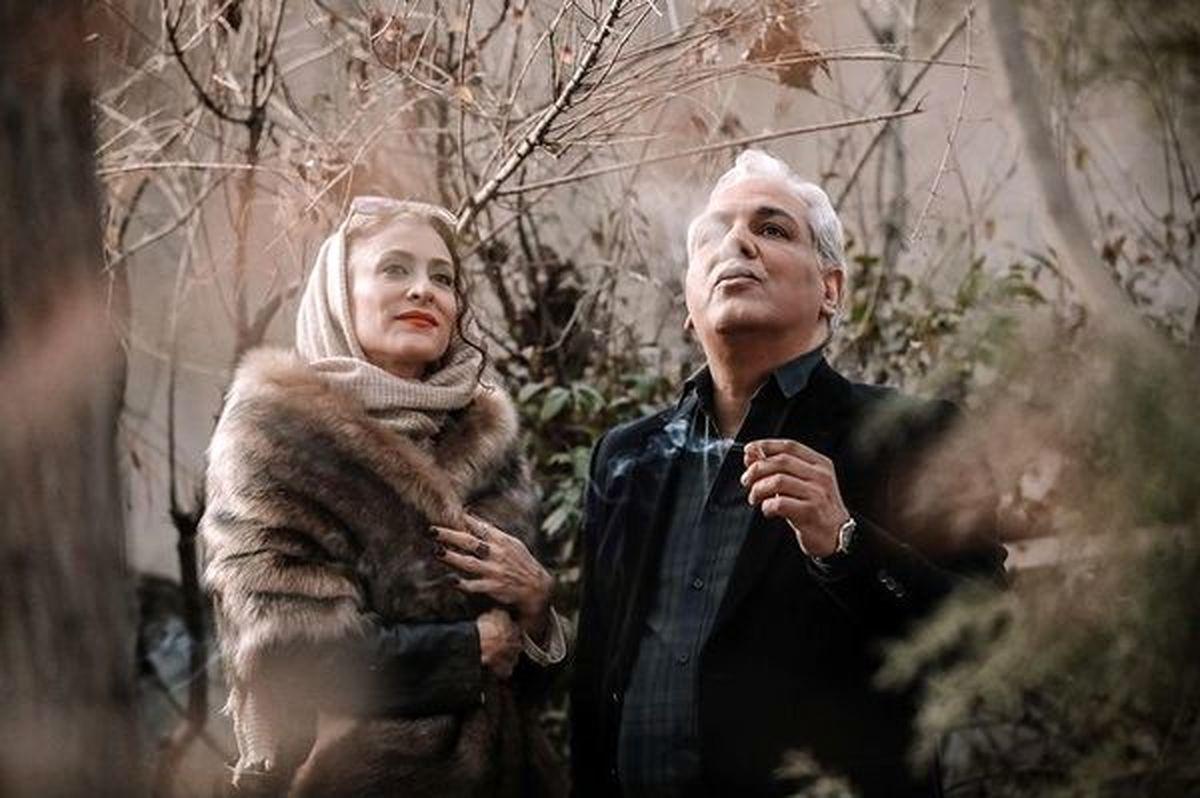 حرفِ عجیب مهران مدیری به ویشکا آسایش/ مدیری عذرخواهی کرد + فیلم