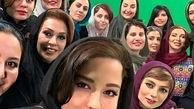 قد کوتاه ترین بازیگر زن ایرانی/ ریحانه پارسا، مهتاب کرامتی، ویشکا آسایش، مهراوه شریفی نیا و یکتا ناصر+عکس