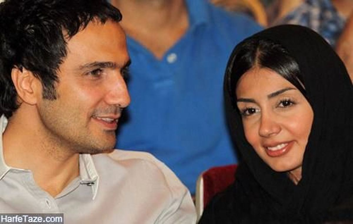 همسر کم سن و سال محمدرضا فروتن + عکس