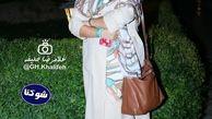 کفش تابستانی همسر شهاب حسینی +عکس