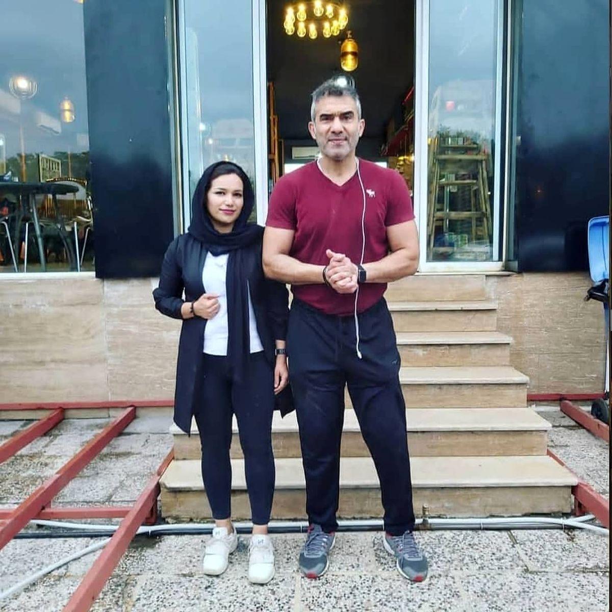 رستوران شیک و لاکچری احمدرضا عابدزاده + عکس