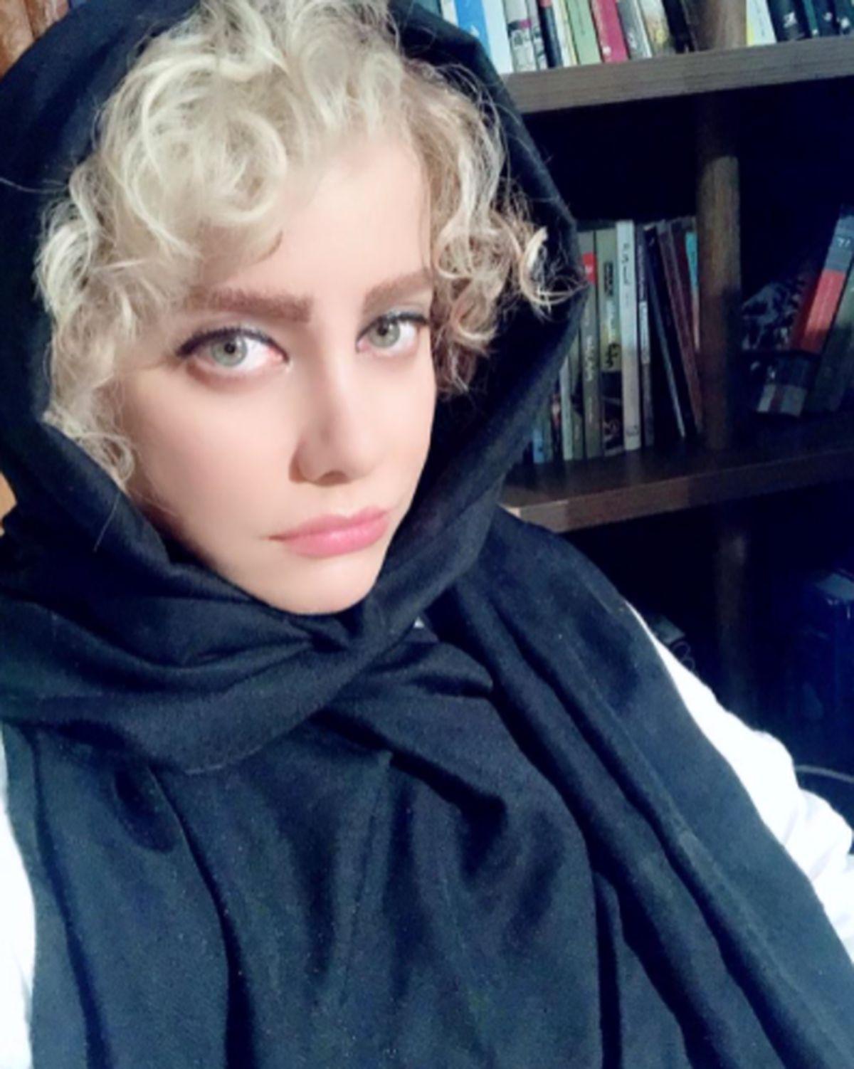 تیپ و چهره شراره رخام در باشگاه بدنسازی + فیلم