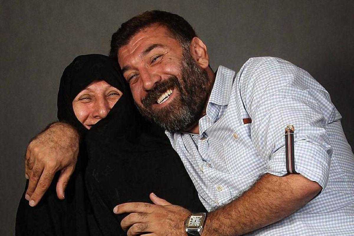 واکنش مادر علی انصاریان به نامزد پنهانی پسرش!