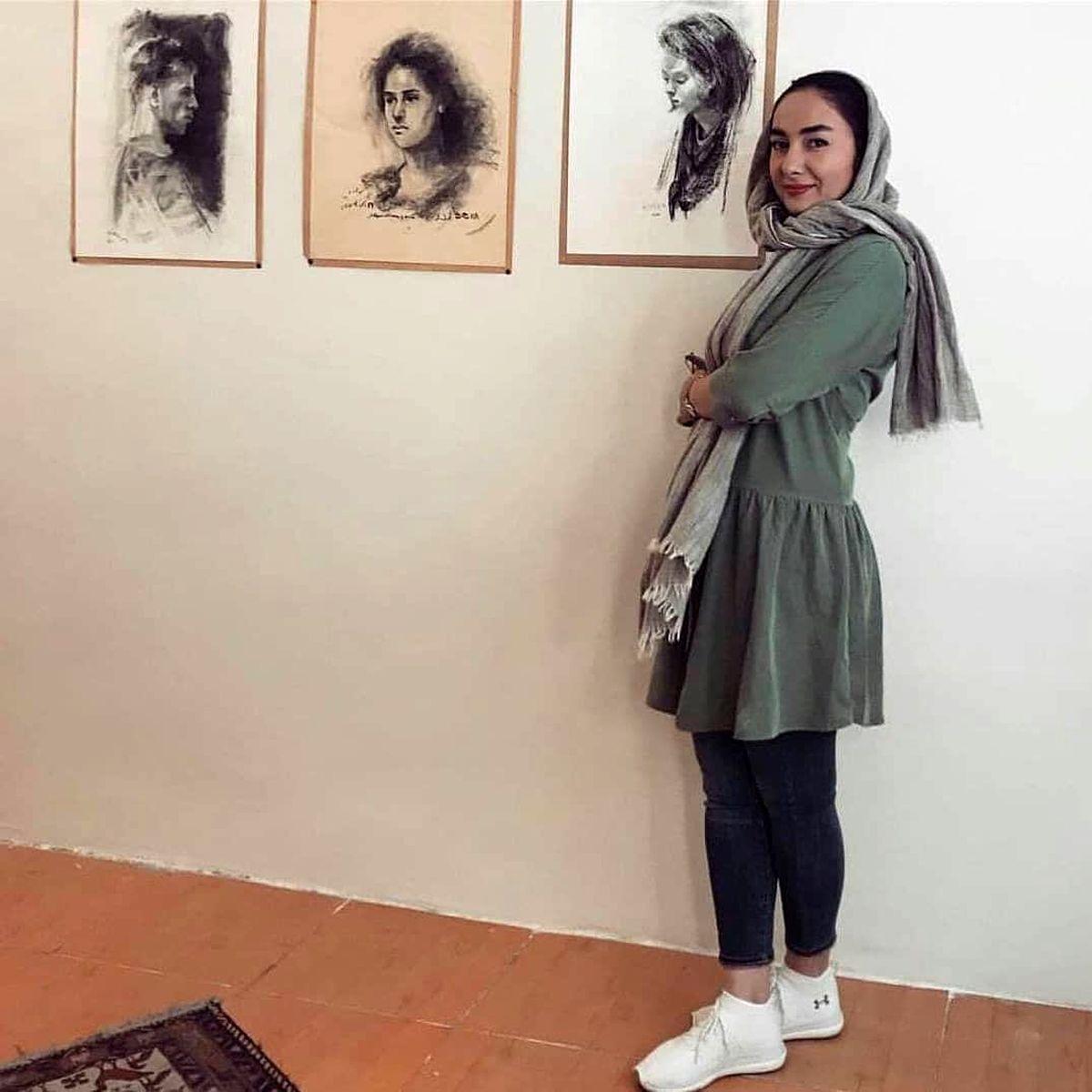 هانیه توسلی قربانی تجاوز در سنین جوانی ! ؟ + عکس