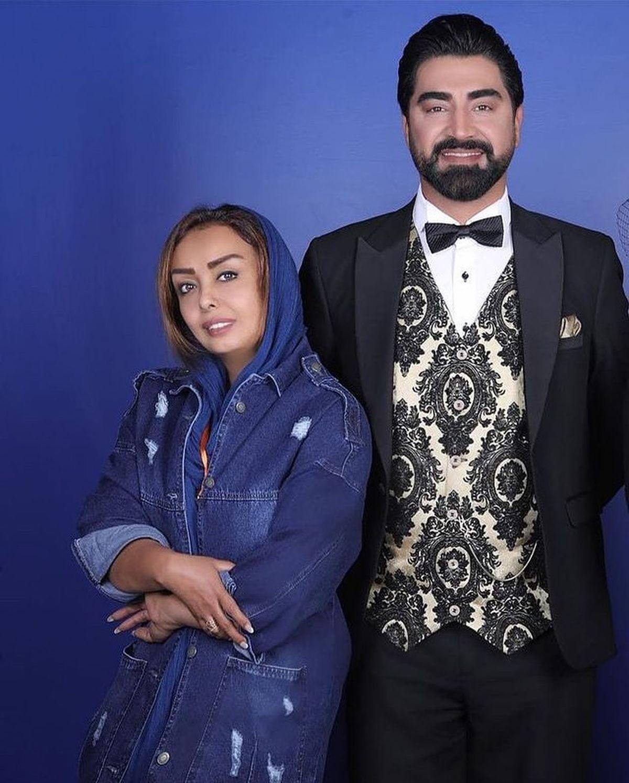 همسر فشن و بی حجاب محمدرضا علیمردانی!+عکس