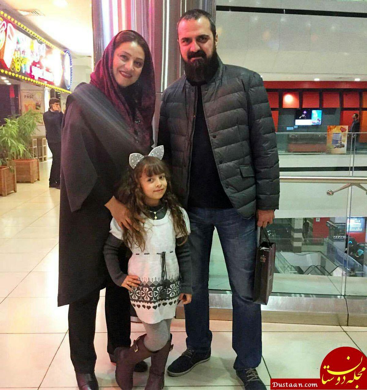 شبنم مقدمی در آغوش یک مرد خوشتیپ+ عکس