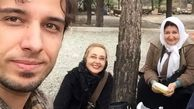 عکسی دیده نشده از کتایون ریاحی کنار خواهرش!/ تفاوت کتایون ریاحی با خواهرش+ عکس