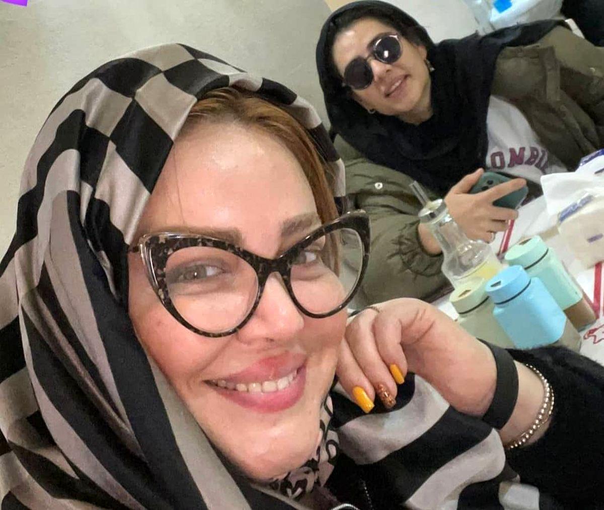 پشت پرده ازدواج دوم بهاره رهنما با حاجی+فیلم