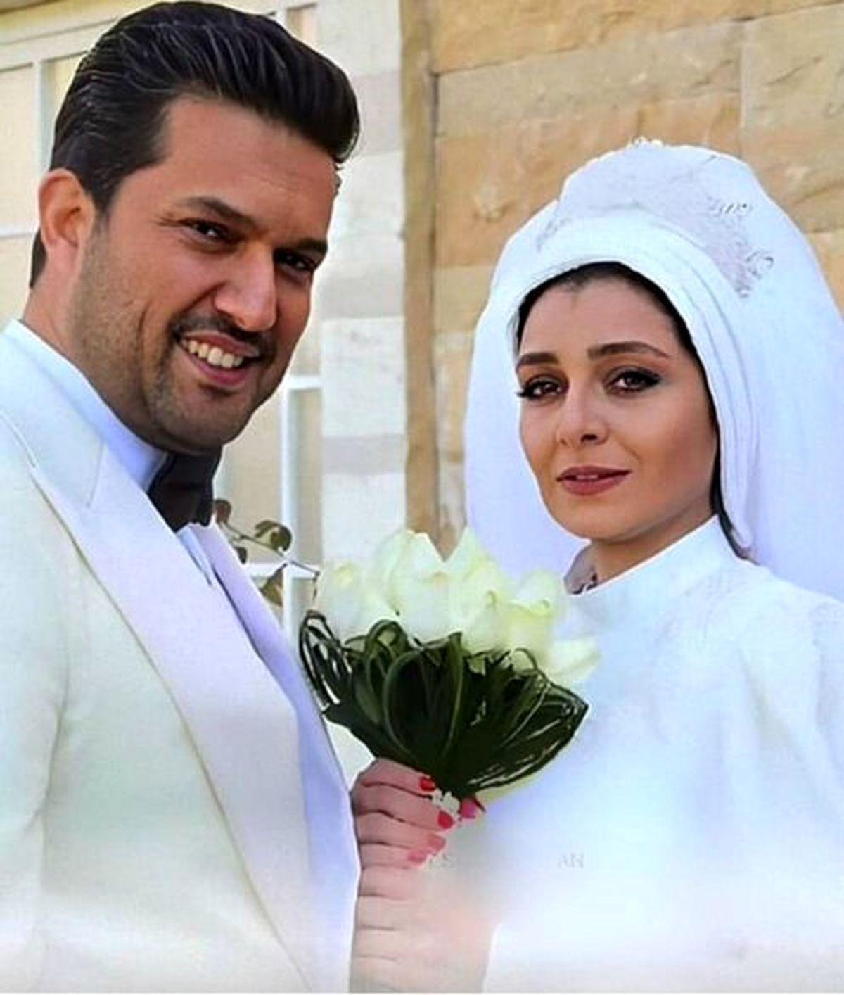 حامد بهداد ازدواج کرد + عکس همسر