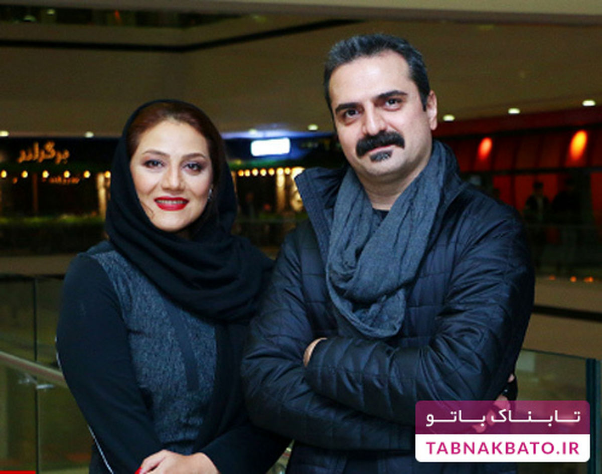 همسر جوان شبنم مقدمی + عکس