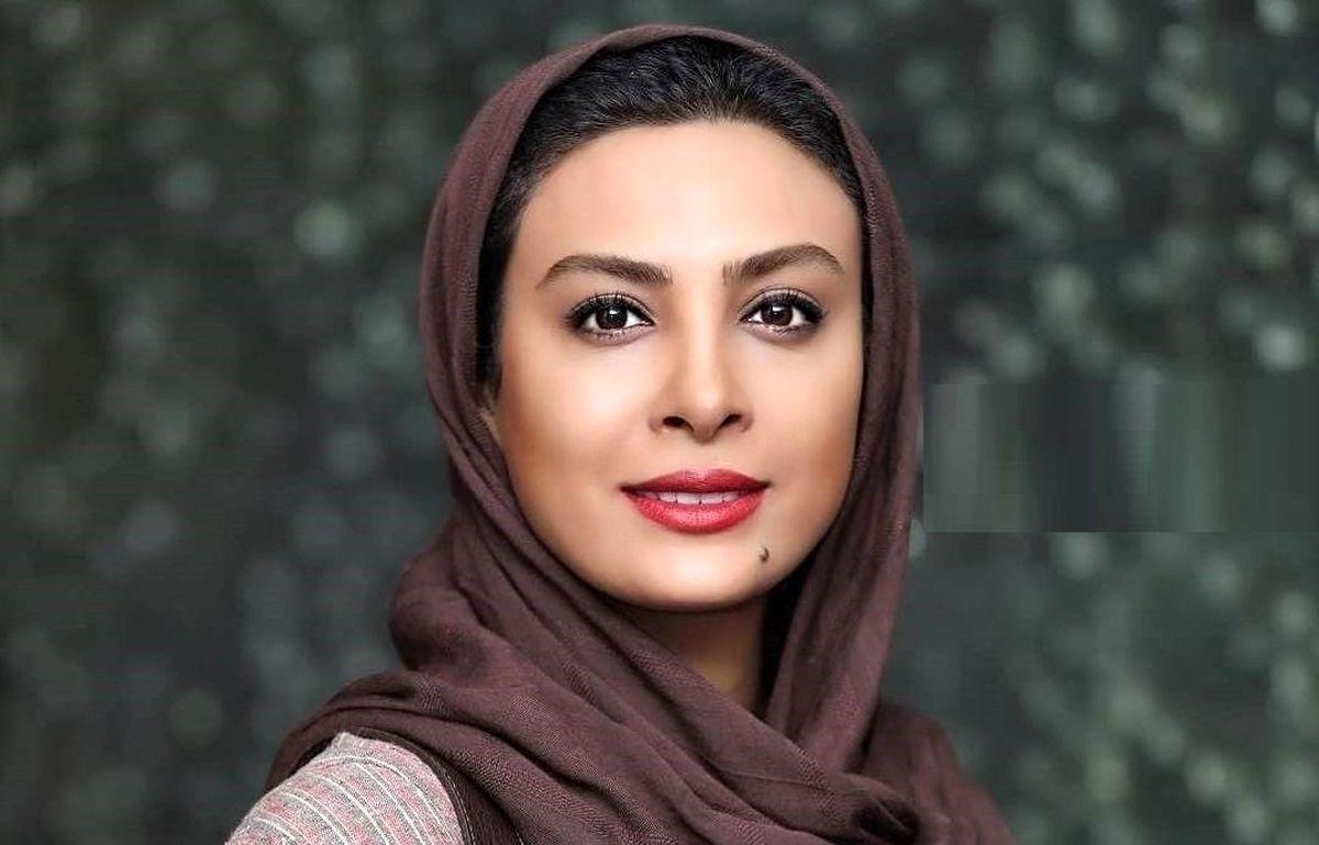 خبر عجیب حدیثه تهرانی و شوهرش درباره حاملگیش ! +فیلم