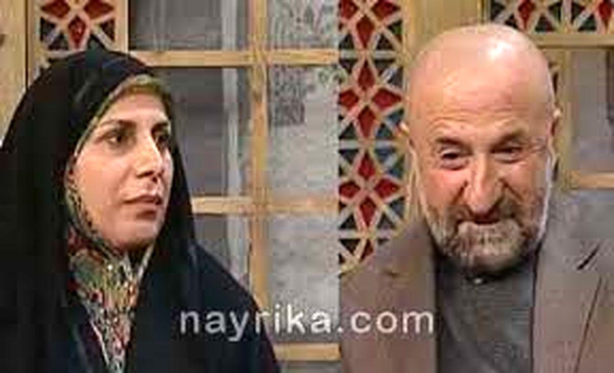 مهران رجبی و همسر جوانش + عکس