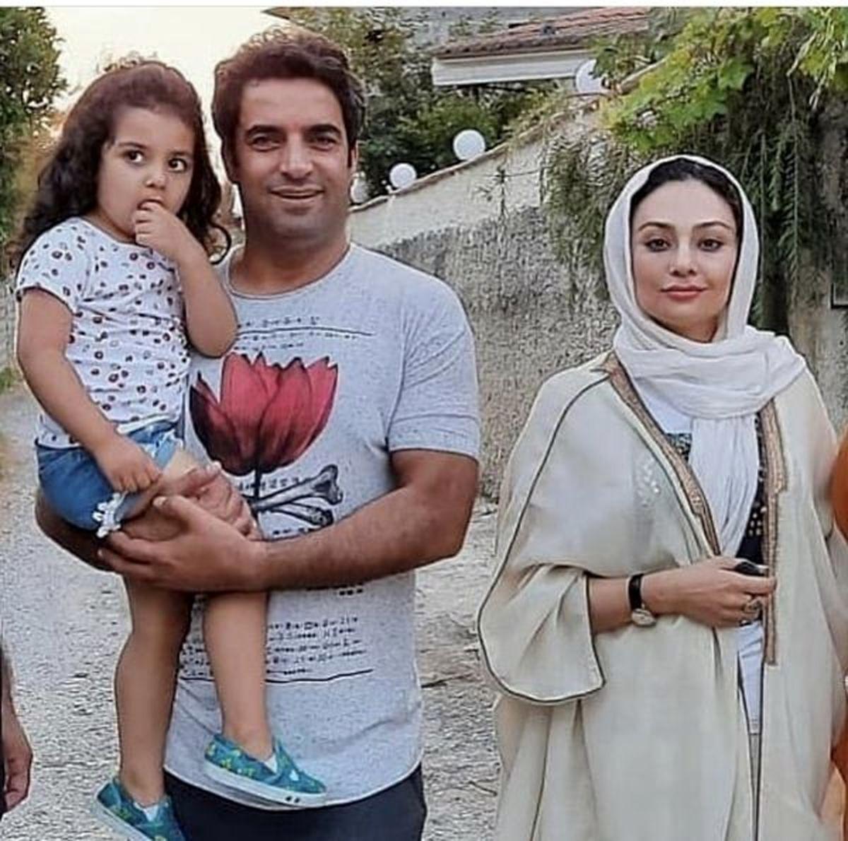 چهره بدون آرایش یکتا ناصر با صورت عملی ! + عکس عجیب