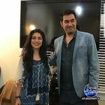 کشف حجاب همسر شهاب حسینی +عکس