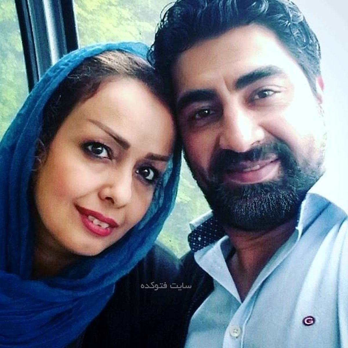 محمدرضا علیمردانی و همسرش در آغوش هم!+عکس