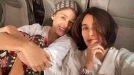 فرشته حسینی بعد از ازدواج! + عکس