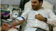 دیده شدن احسان علیخانی در بیمارستان !+ عکس
