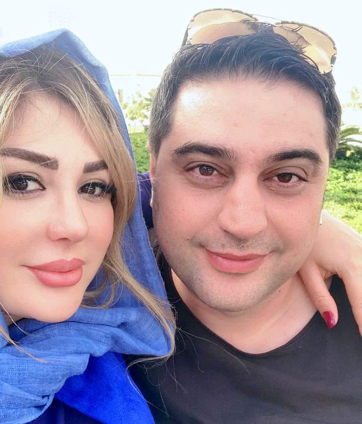 اظهارات نیوشا ضیغمی درباره ثروت همسرش + فیلم