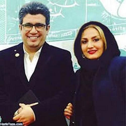 زندگینامه و عکسهای جدید نغمه مهرپاک همسر رضا رشیدپور + شغل و اخبار جدید