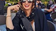 لباس های ناجور و بازِ شقایق دهقان در کافه +عکس