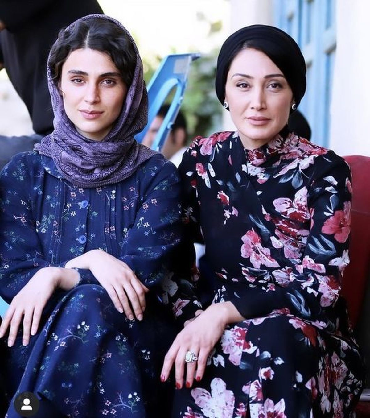 هدیه تهرانی با پیراهن تنگ + عکس