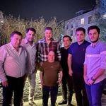 علی دایی و برادر و برادرزاده هایش + عکس
