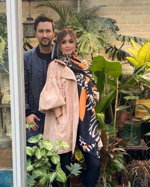 هدیه عجیب و غریب شاهرخ استخری به همسرش + عکس