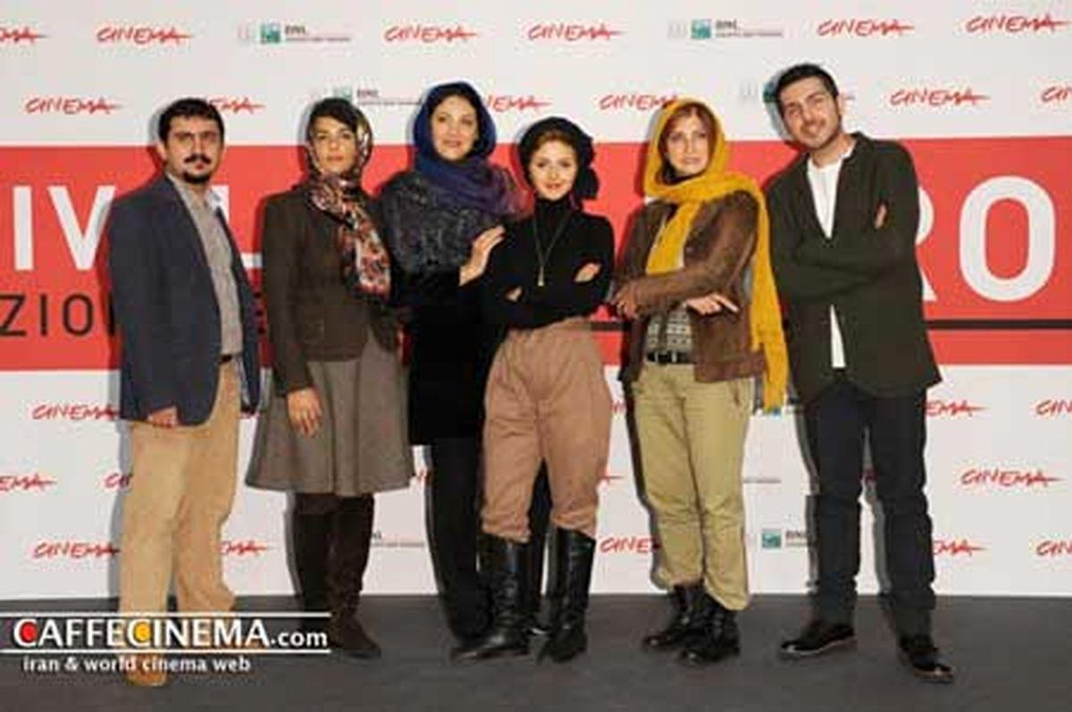 دامن کدام بازیگر زن ایرانی زیباتر است؟/ شبنم مقدمی، پانتهآ پناهی یا نوال شریفی+عکس