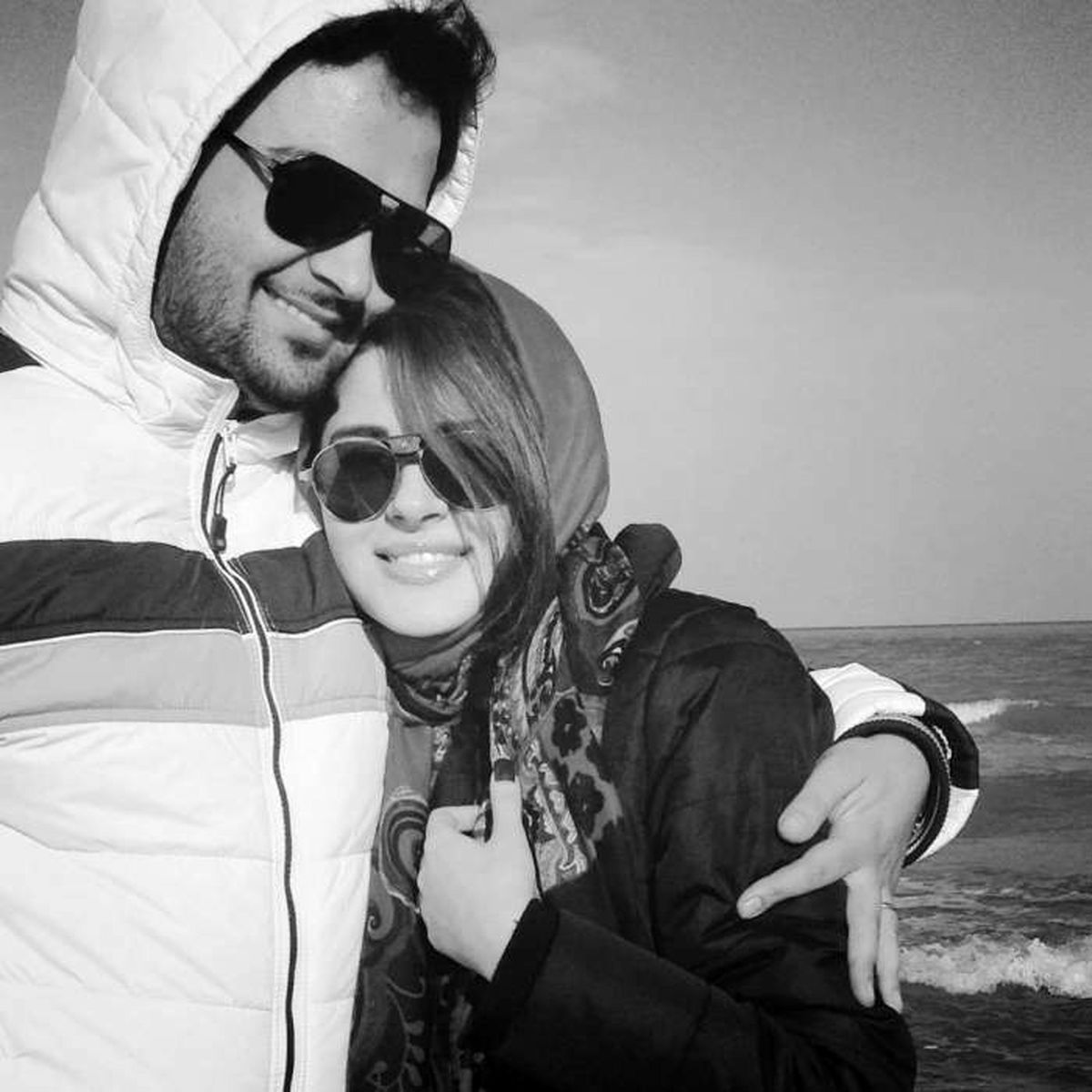 مهدی سلوکی بازیگر ستایش و همسر جوانش + عکس