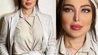 همسر سپهر حیدری فشن شد+ عکس