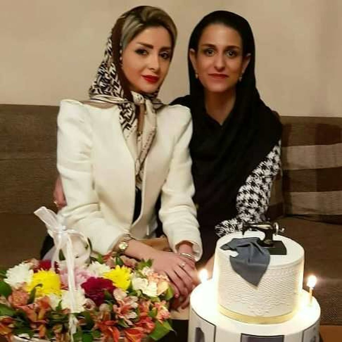نامزدی دختر جذاب مهران مدیری+عکس
