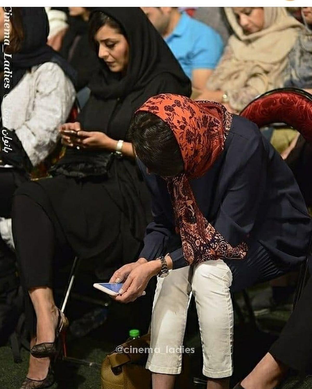 شلوار کوتاه ساره بیات بعد از لزدولج + عکس