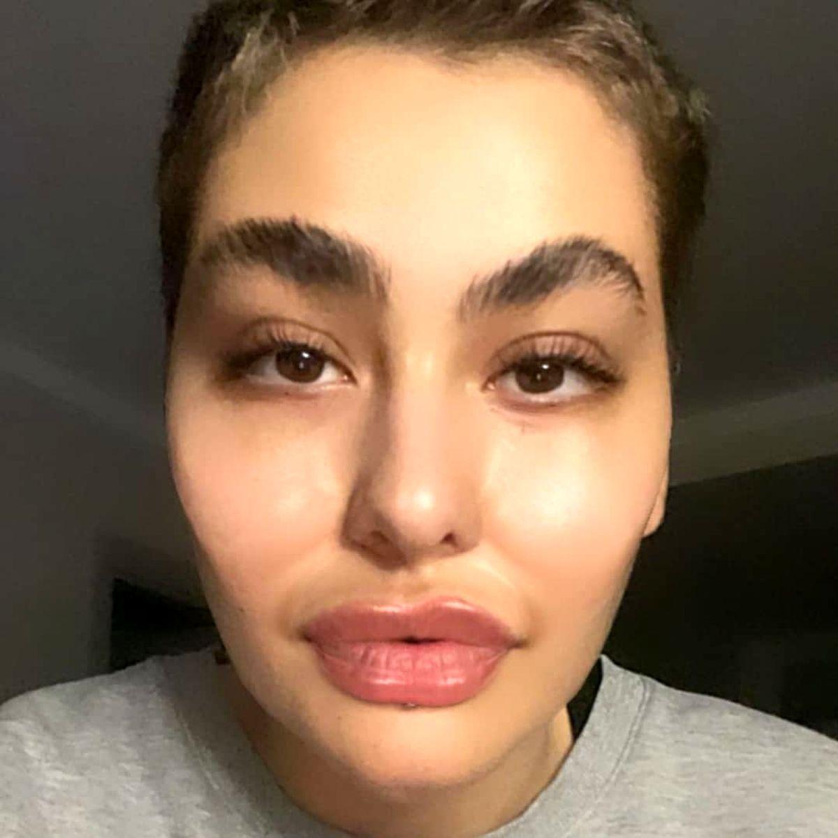 چهره جدید و وحشتناک ریحانه پارسا +عکس