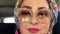 خالکوبی الهام حمیدی روی گردنش/ خودروی خارجی الهام حمیدی+عکس