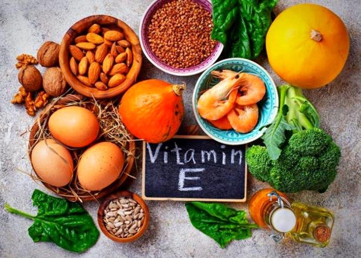 آیا ویتامین E میتواند سیستم ایمنی را تقویت کند؟