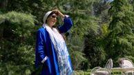 تیپ راحت لیلا بلوکات در ویلای لاکچری اش +عکس