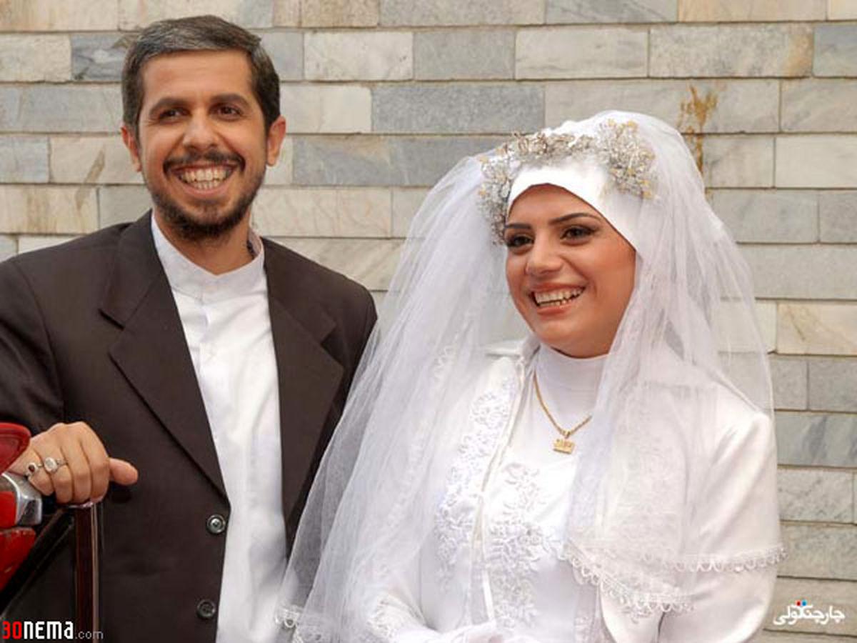 همسر جوان و لاکچری جواد رضویان + عکس