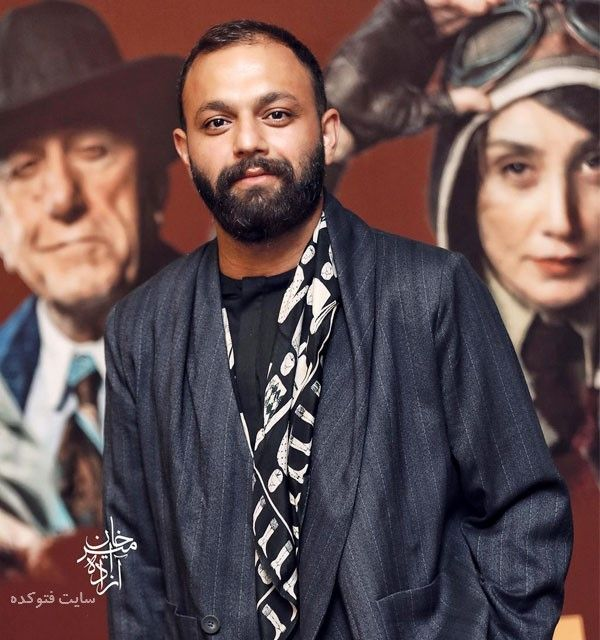 عکس جدید صابر ابر Saber Abar بازیگر با داستان زندگینامه شخصی